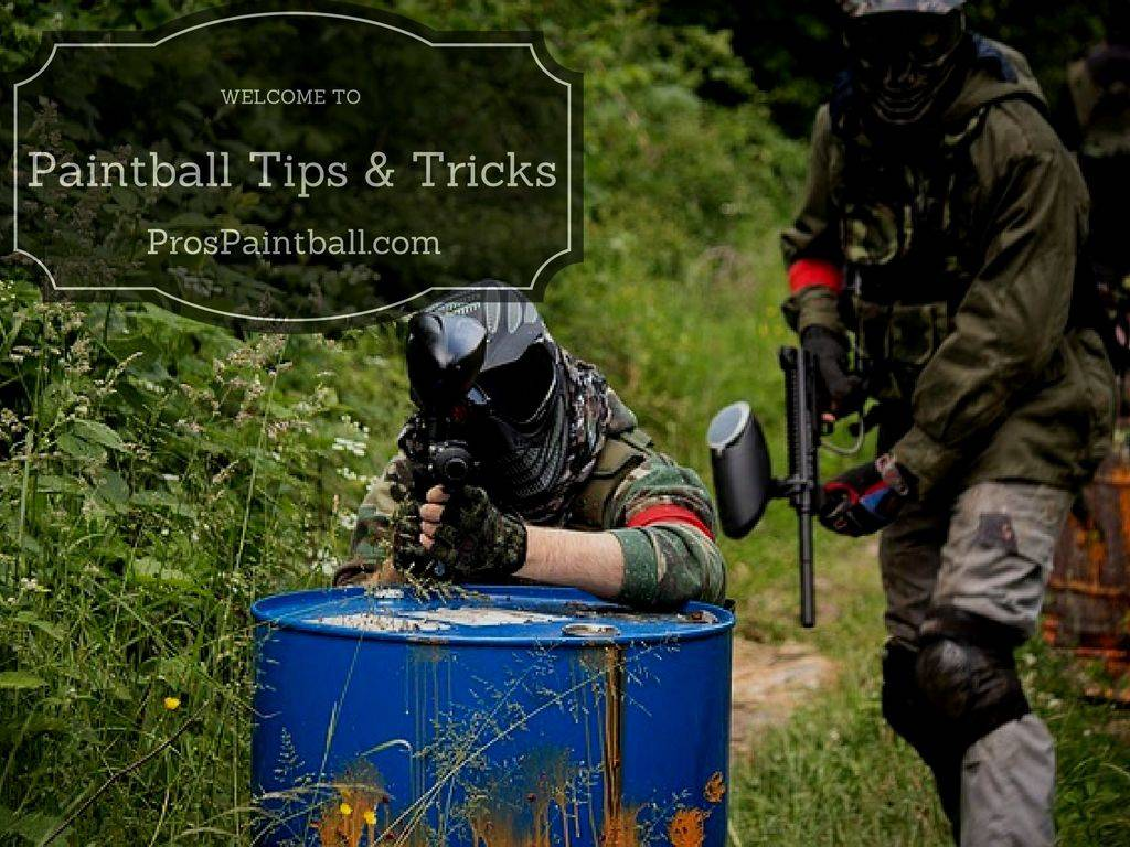 Image of Paintball Tips & Tricks