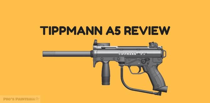 Tippmann A5 Review Image