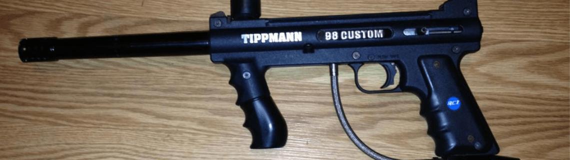 Tippmann 98 Custom Marker