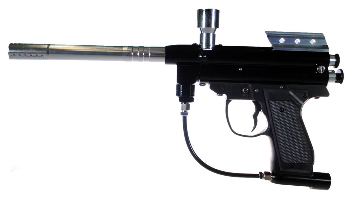 Electric Guns