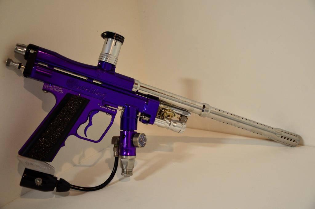 Mechanical Guns