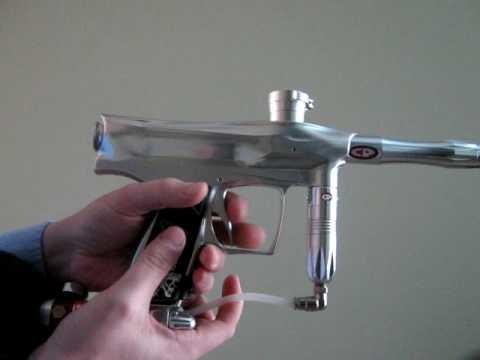 Ramping Paintball Guns