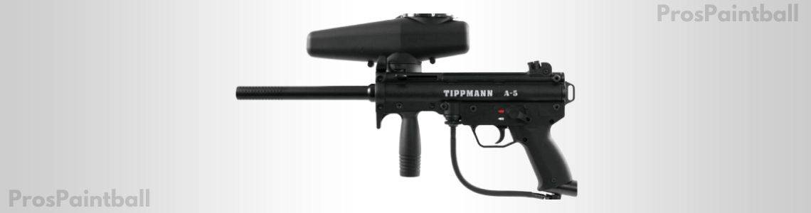HD Image of Tippmann A5