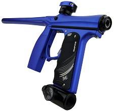 Paintball marker in blue