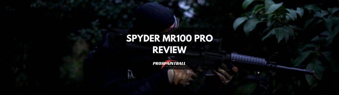 Spyder MR100 Pro Review