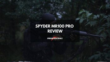 Spyder Mr100 Pro Paintball Gun Review (Thumbnail)