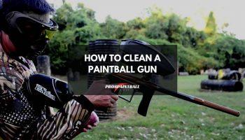 How To Clean A Paintball Gun (Thumbnail)
