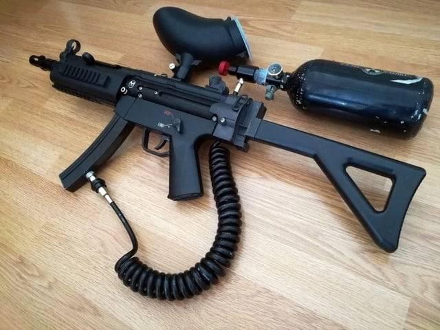 Put the Gun Back Together