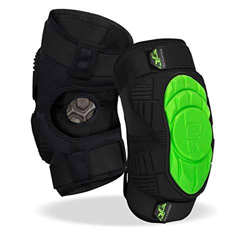 Picture of paintball knee pads​