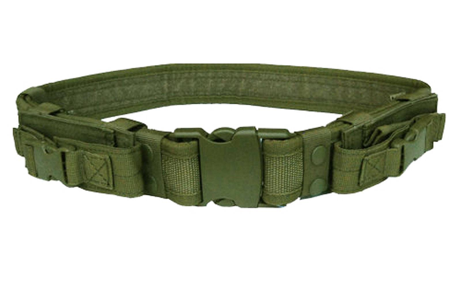 Tactical belt for your gear