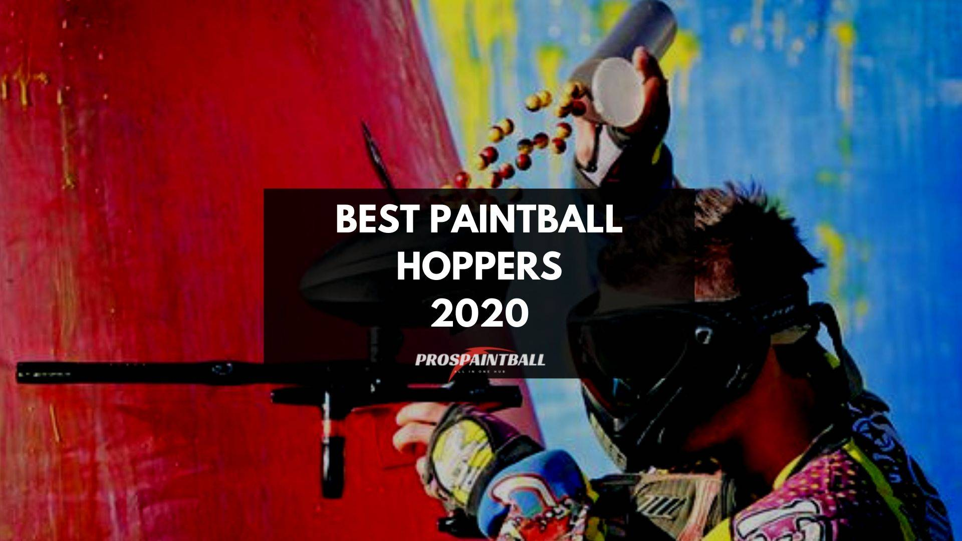 Top 10 Best Paintball Hopper Reviews 2020 Updated