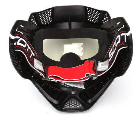 Inside a Helmet