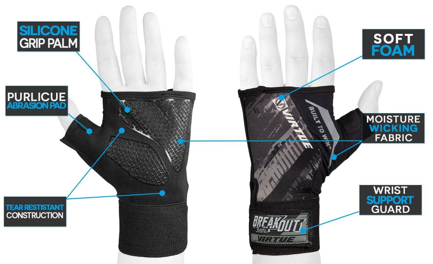 Materials Used in Paintball Gloves