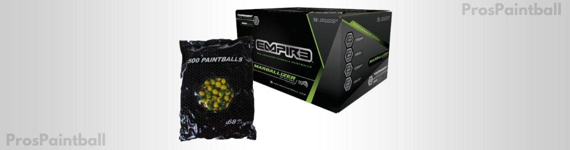 Image of Empire MARBALLIZER Paintballs