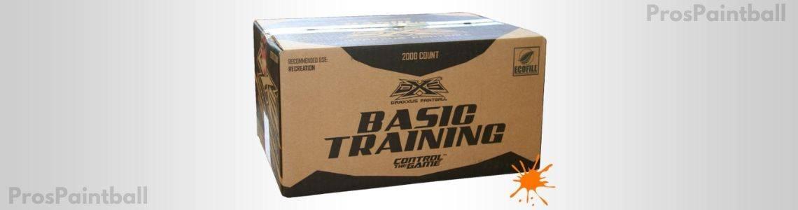 Image of GI Sportz DXS Basic Training Paintballs
