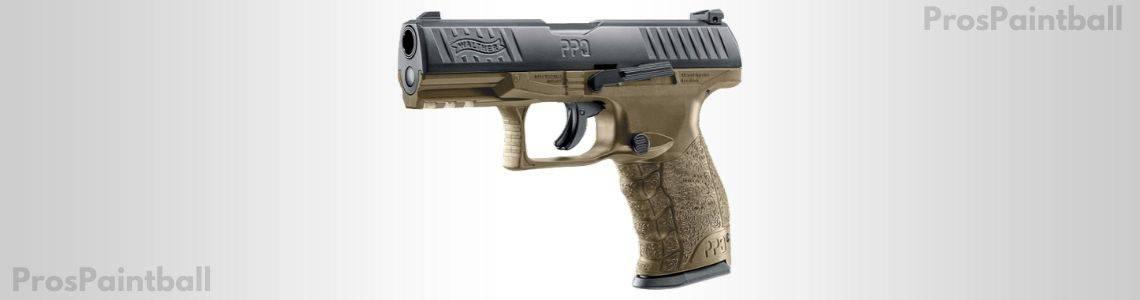Image of Umarex T4E Walther PPQ .43 Caliber