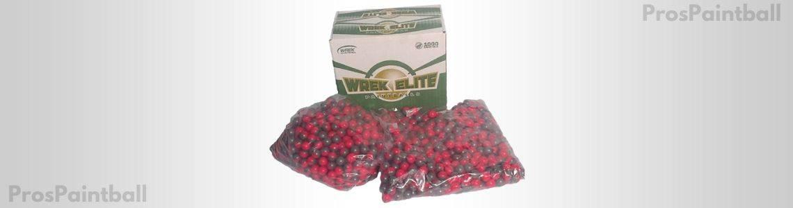 Image of Wrek Elite Premium Paintballs