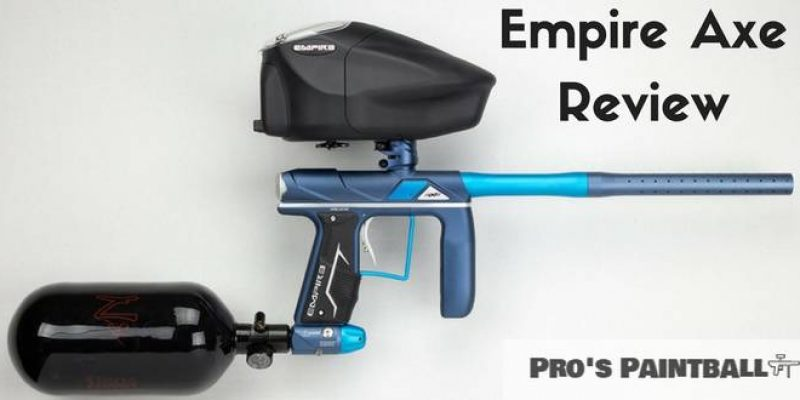 Empire Axe Paintball Marker Review