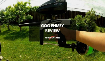 GOG eNMEy Paintball Gun Review (Updated)