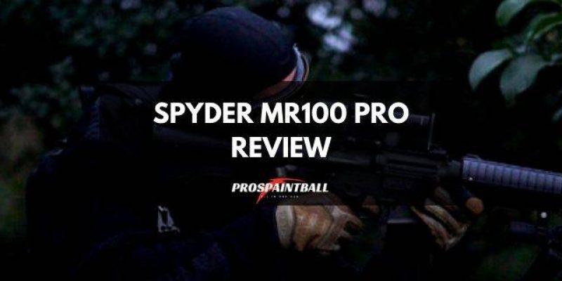 Spyder Mr100 Pro Paintball Gun Review