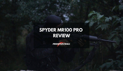 Spyder Mr100 Pro Paintball Gun Review