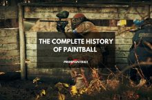 The Complete History of Paintball
