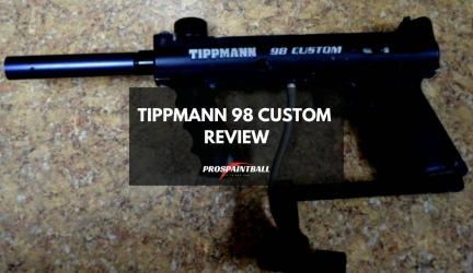 Tippmann 98 Custom Paintball Gun Review (Most Reliable Marker?)