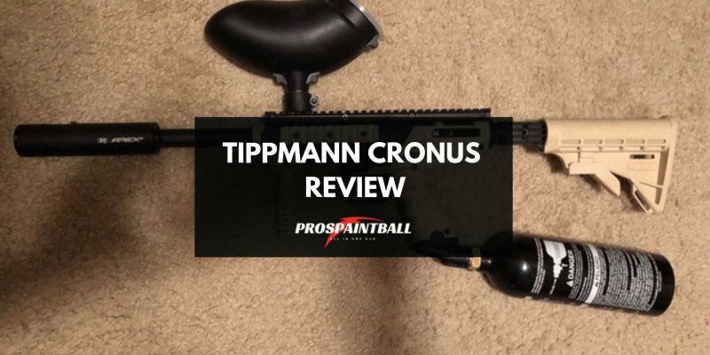 Tippmann Cronus Paintball Gun Review – Is It Perfect For You?