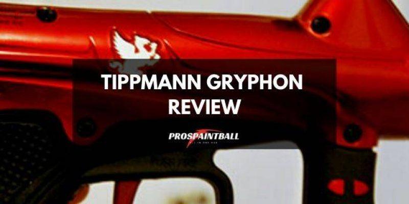 Tippmann Gryphon Paintball Gun Review (Updated)